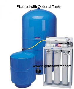 400 gpd Light Commercial Reverse Osmosis System