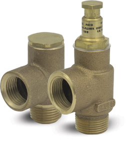 FWC Adjustable Pressure Relief Valves