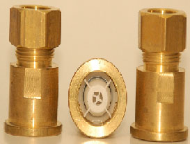 Copper Compression Connections