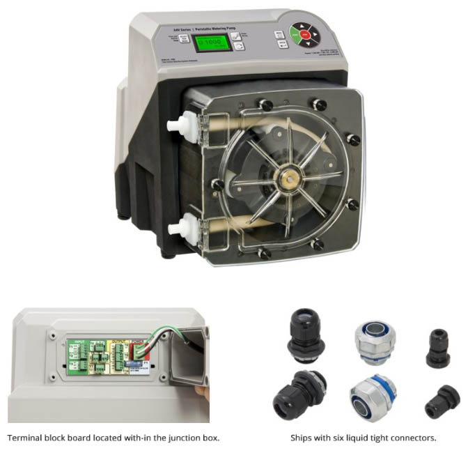 A4 Variable Speed Injection Pumps