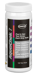 AquaChek Test Strips- Silver 7-Way Test Strips