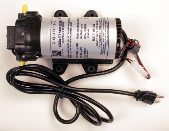 Aquatec 0.2-1.2 gpm Variable Speed Delivery Pump