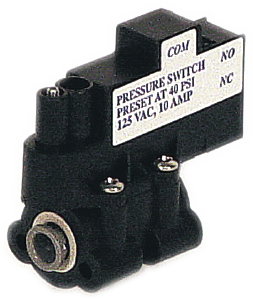 Aquatec Tank Pressure Switches