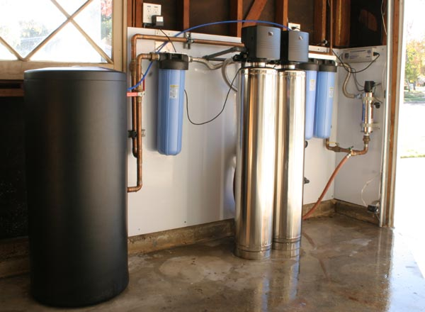 Backwashing Carbon Filters