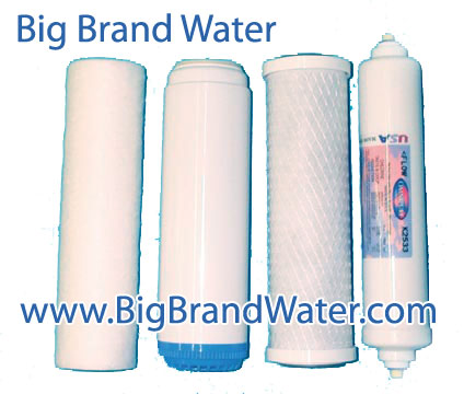 Big Brand Filter Replacement Cartridges and Accessories