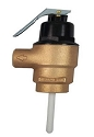 Male Inlet Commercial & Pressure Relief Valve 2