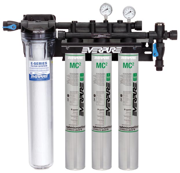 Coldrink Triple MC(2) Filter System