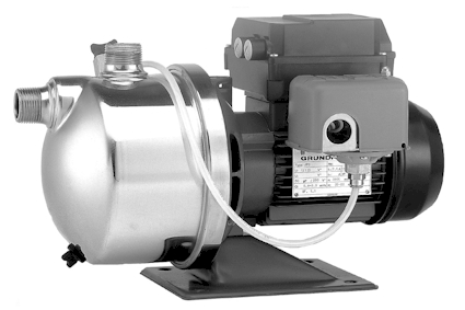 Grundfos JPS Series Jet Water Pumps
