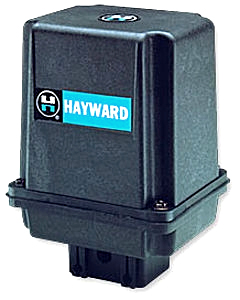 Hayward EAU Series Low Cost Actuator for 3-Way Ball Valves up to 2