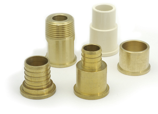 Heatguard Mixing Valve Fittings