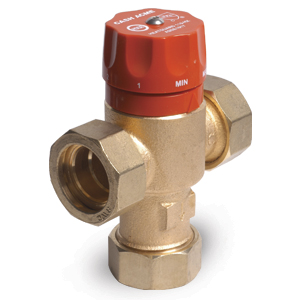 Heatguard Thermostatic Mixing Valve - Heating Application