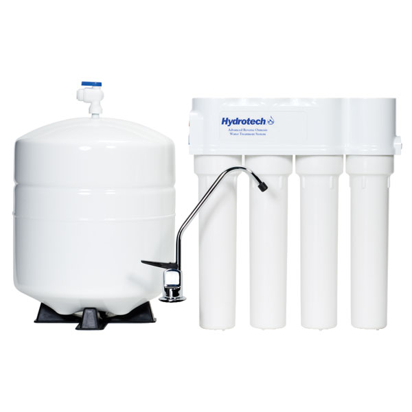 4 Stage Reverse Osmosis System 25 gpd