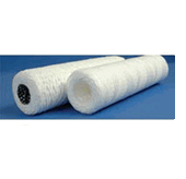 FDA Grade Polypropylene Media String Wound Filter Cartridges