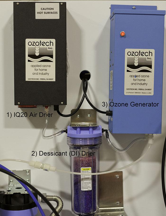 Ozotech Air Dryer