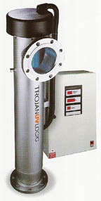 Img on trojan uv water filter systems