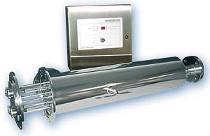 ITT/Wedeco Commercial UV Lamps