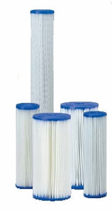 R50 Reusable Pleated Polyester Filter Cartridge