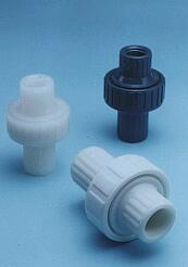 Plast-O-Matic Series CK PVDF Diaphragm Check Valves