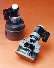 Plastomatic PS Solenoid Valve - 1/1/2