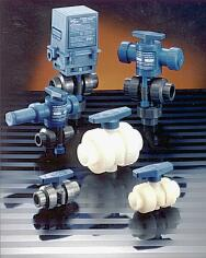Plastomatic Valves