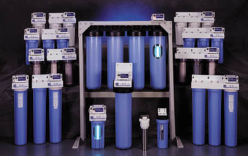 PURA UV Disinfection Water Treatment Systems