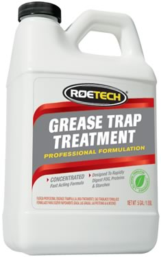 Roebic 1/2 Gal. Grease Trap Treatment - Concentrated