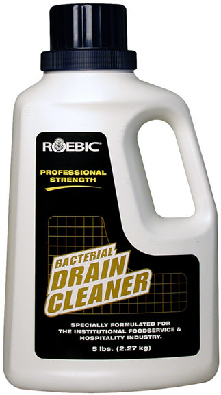 Roebic 5 lb. Bacterial Drain & Trap Cleaner