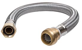 SharkBite Flexible Water Heater Connectors
