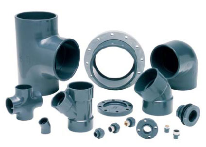 Spears PVC and CPVC Pipe Fittings