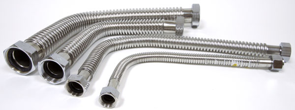 Stainless Steel Flex Lines/Water Connectors