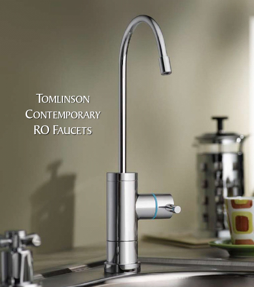 Tomlinson NSF Certified Contemporary RO Faucets