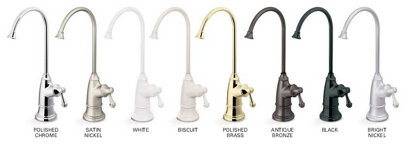 Tomlinson NSF Certified Designer Faucets