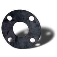 "2"" High Purity PVDF Bonded EPDM Flange Gasket"