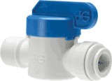 "3/8"" Tube by 3/8"" Male NPT Thread Ball Valve"