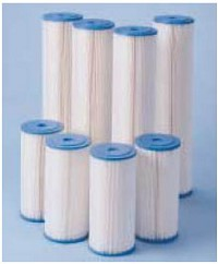 "10"" BB 50 Micron Pleated Sediment Filter"