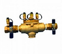 "1-1/2"" RPZE, Reduced Pressure Zone Backflow Preventer"