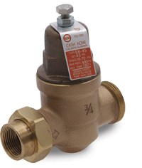 "Pressure Regulator EB45 1/2"" Single Union NPT Female"