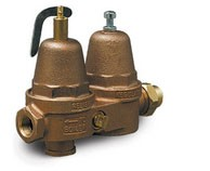"1/2"" CBL Bronze Body Dual Control for Hot Water Boilers Deluxe"