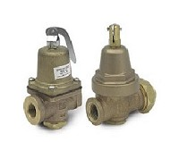 "1/2"" A-43CRF Union Inlet, Copper, Rapid Fill Boiler Feed Valve"