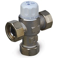 "1/2"" HG160 Valve Sweat Fittings w/ Checks"