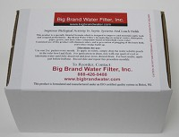 Big Brand Water Filter Septic-BioPlus (12 Month Supply)