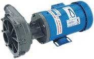 FPI HV Series 46 GPM Horizontal Volute Pumps/1 Phase Motor
