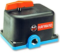 Hayward Compact Elect Actuator for on/off application EVR2K up to 2""