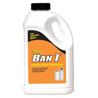 Pro Ban-T Citric Acid Resin Cleaner & pH Adjustment 4 lbs. bottle