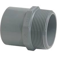 "Spears 1-1/2"" Male Adapter - Spig x Mipt"