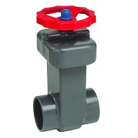 "Spears SCH 80 Viton 2-1/2"" Socket Gate Valve"