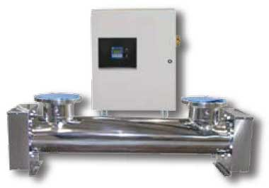 Aquafine Optima HX Series UV Systems