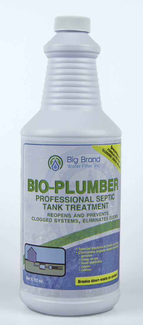 Bio-Plumber Septic Treatment