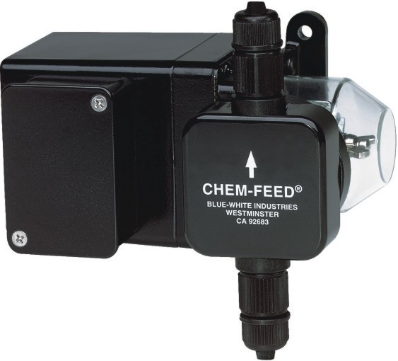 Blue-White Chem-Feed C-600P Series Diaphragm Metering Pump