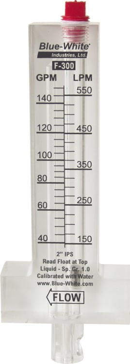Blue-White F-300 Series Rotameters